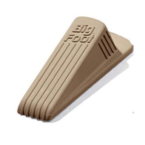 Door Stop Big foot beige replaces MST00900 Master MFG MAS00900