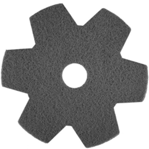 Twister DCS Hybrid Star Pad 14 inch 435814 for removal of orange peel and scratches on stone surfaces case of 2 pads