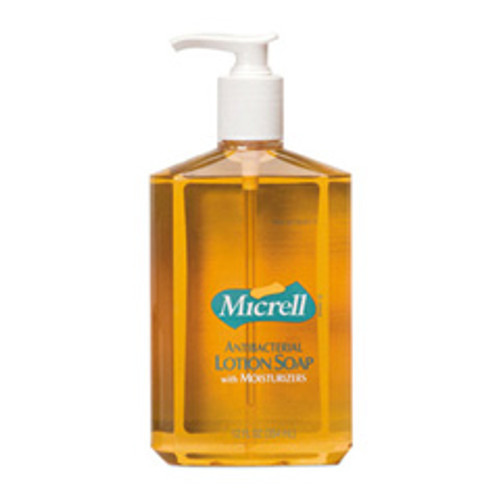 Handsoap micrell antibacterial 12 oz case of 12