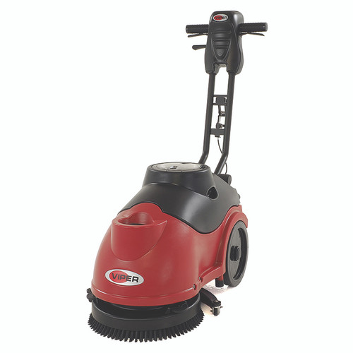 Viper FANG15B Floor Scrubber battery powered 15 inch 3.5 gallon with scrub brush