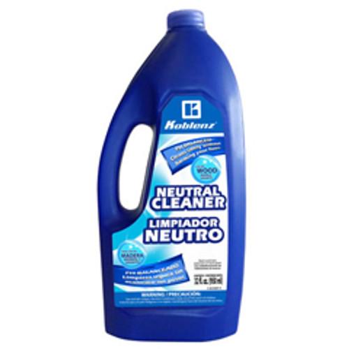 Koblenz 2005874 all purpose neutral cleaner for Koblenz shampoo polisher floor scrubber machines 1 quart bottle