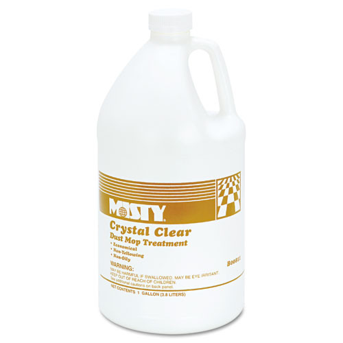 Misty dust mop treatment non oily gallon cans case of 4 replaces AMRR8114 amrep AMR1003411