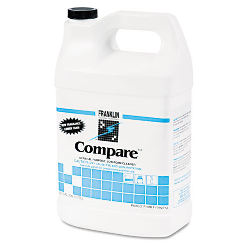 Franklin fklf216022ct compare neutral floor cleaner one gallon size case of 4 bottles replaces frkf216022