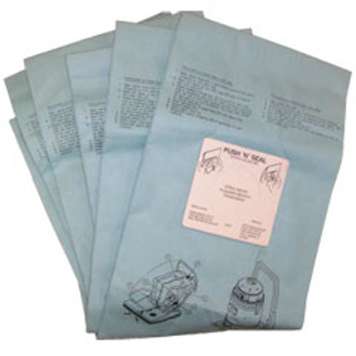 50 Bissell 332844CS50 vacuum bags for BGCC28 and BGCC24 case of 50 bags