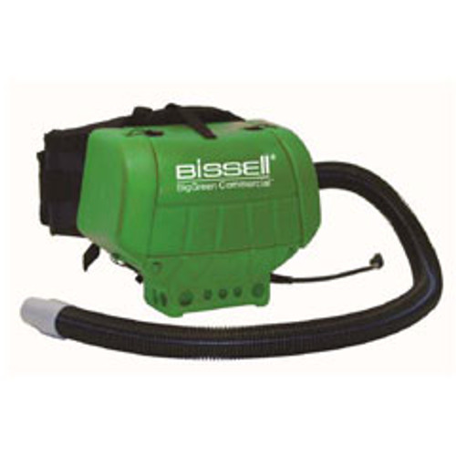 Bissell backpack vacuum BGHIP6A With Tool kit 6 quart capacity