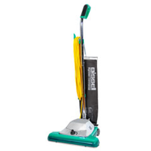 Bissell ProShake vacuum BG102 16 inch commercial upright with shake out bag