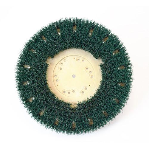 Floor scrubber brush .022 nylon 120 grit Malgrit 813019l800ch5.5 19 inch block ch5.5 L800 by Malish