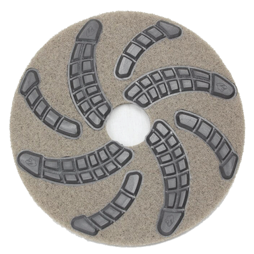 Cheetah Pads 17 inch Step 2 diamond resin bonded equivalent to 100 grit stone concrete polishing one pad sold by each CP17S2EA GW