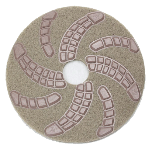 Cheetah Pads 17 inch Step 3 diamond resin bonded equivalent to 400 grit stone concrete polishing one pad sold by each CP17S3EA GW