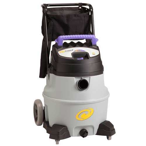 ProTeam vacuum 107386 ProGuard 16 MD wet dry 16 gallon with wet dry tool kit 107187
