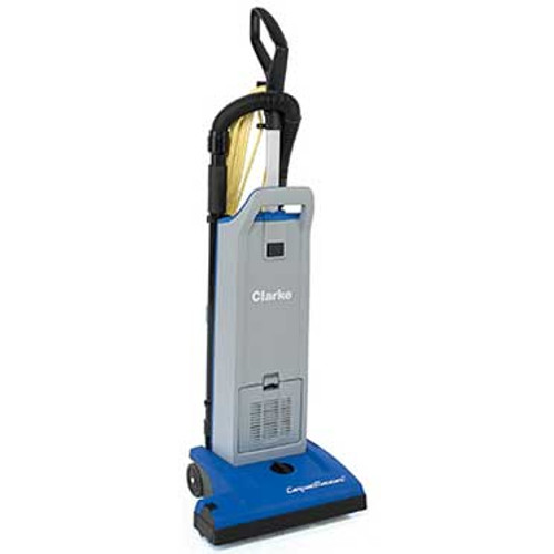 Clarke CarpetMaster 115 vacuum 107407691 15 inch single motor upright HEPA with onboard tools