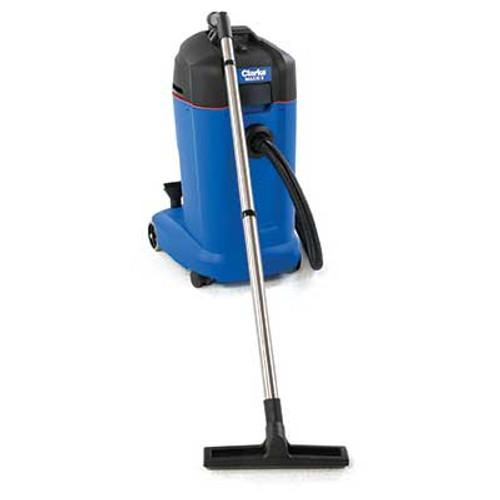 Clarke Maxxi II 35 wet dry vacuum 107409095 9 gallon with tool kit