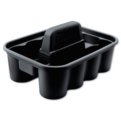 Rubbermaid 315488bla deluxe carry caddy black