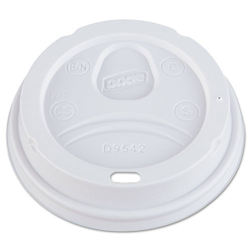 Hot cup dome lid for 16oz size case of 12 hot cup case of 1000 replaces dixd9542 Dixie dxed9542