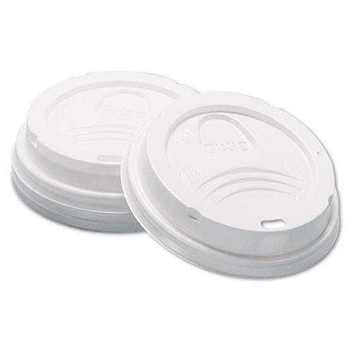 Hot cup dome lid for 8 oz hot cup case of 1000replaces dixd9538 Dixie dxed9538