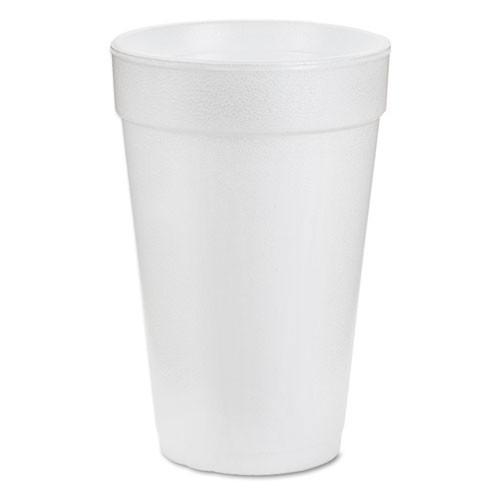 Foam cups 16oz dart 40 25 s