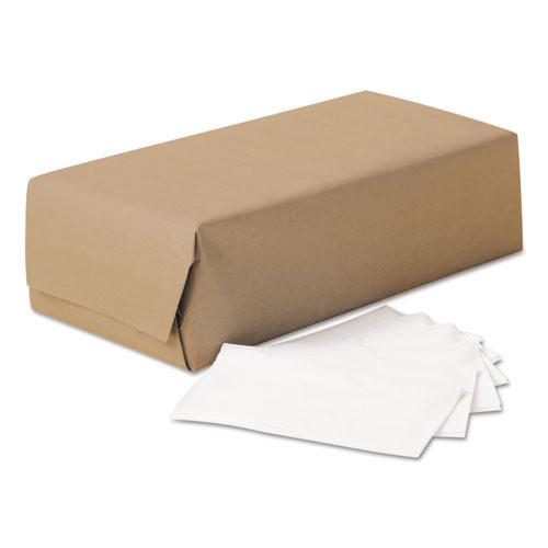 Scott dinner napkins white 2ply 17x15 300 per pack 10 packs per case case of 3000 napkins kcc98200