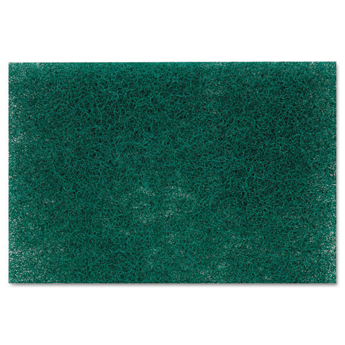 3M 86 ScotchBrite heavy duty Scouring Pad MMM86CT 6x9 green case of 36 pads replaces MCO05509