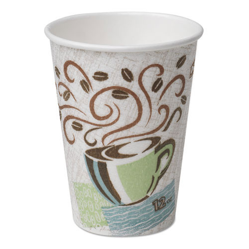 Dixie paper hot cups 12oz Perfect Touch case of 1000 replaces Dix5342cd DXE5342CD
