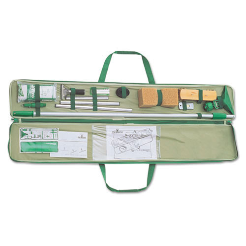 Unger ungtrs0 window cleaning kit trs0 with nylon carry bag