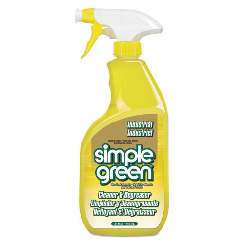 Simple Green all purpose cleaner lemon scent trigger spray 12 24 oz