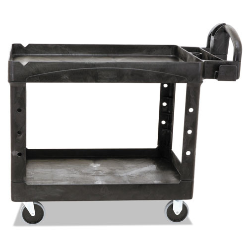 Rubbermaid 452088bla utility cart 500 lbs 25x44 black replaces rcp452088bla rcp452088bk