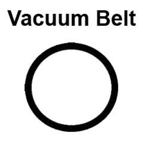Oreck vacuum cleaner belts for U2000 Xl2000 Xl2100 Xl8000 Xl9000 and Bissell BGU8000 3 Pack 30.0604D GW