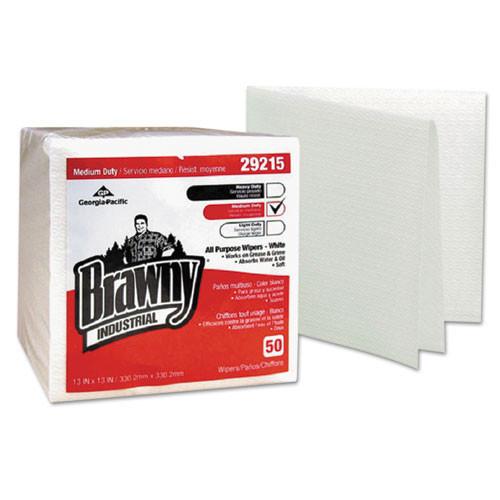 Wipeaway gpc29215 13x13 inch case of 400 wipes