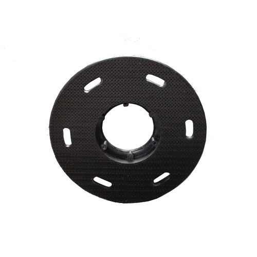 Mercury Low Boy Floor Buffer Pad Holder Black Micro Hook Style for 16 inch Low Boy LB9000 1914