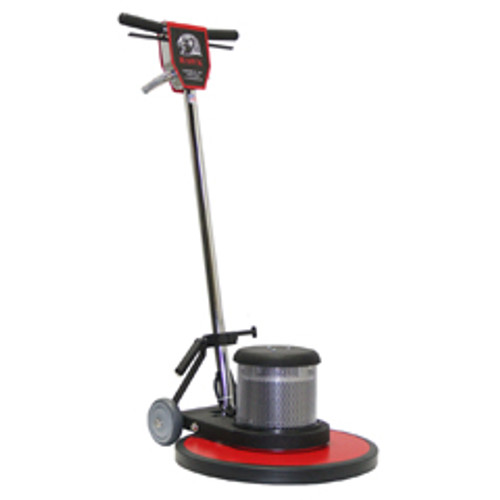 Dual Speed Hawk Floor Buffer Scrubber Machine with pad holder 17 inch HP15172S 1.5 Hp 175 or 300 rpm F000317