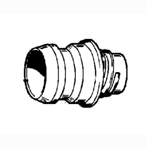Nilfisk 1403304500 inlet sleeve for Clarke Viper Advance machines