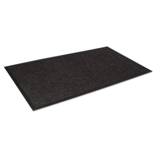 Door mat super soaker indoor wiper scraper mat charcoal 35 x 58 replaces crossr035cha Crown cwnssr035ch