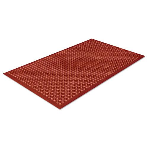 Door mat safewalk light 3x5 terra cotta replaces crowsct35tco Crown cwnwsct35tc