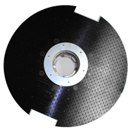 Hawk A0010WTDPD Weighted Diamond Abrasive Pad Holder for 17 inch Brute Severe Duty Floor Machines