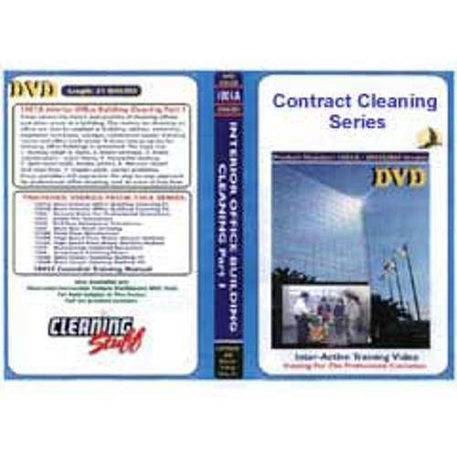 Selling Contract Cleaning Services Guide Printed 104 pages contract cleaning executive training E0058 American Training Videos