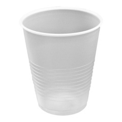 Plastic cold cups conex translucent 12oz cold cups 50 cups per bag 20 bags per case case of 1000 cups replaces dcc12sn, dart dccy12s