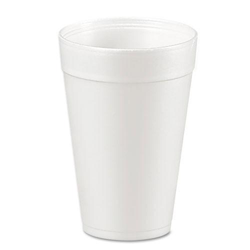 Foam cups 32oz cup case of 500 dart dcc32tj32