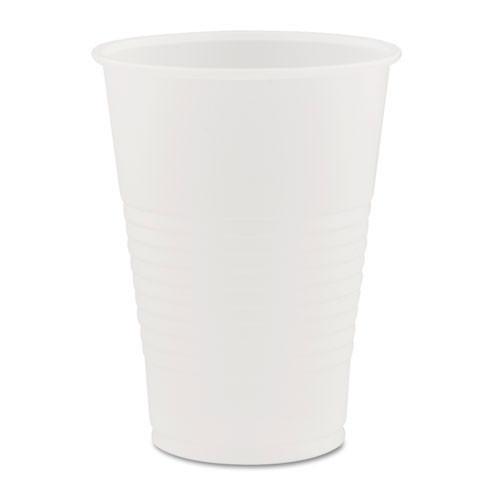 Conex translucent cold cups 7oz cup 100 cups per Bag 25 bags per case case of 2500 cups replaces Dcc7n25 Dart DCCY7