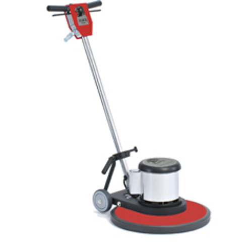 Hawk Floor Buffer Scrubber Machine with pad holder Heavy Duty 20 inch HP1520XHD 1.5 Hp 165 rpm F0012XHD