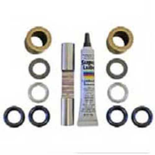 Sandia 800016ra 500psi rebuild kit a plunger and seals for Sniper 6 or 12 gallon carpet extractor