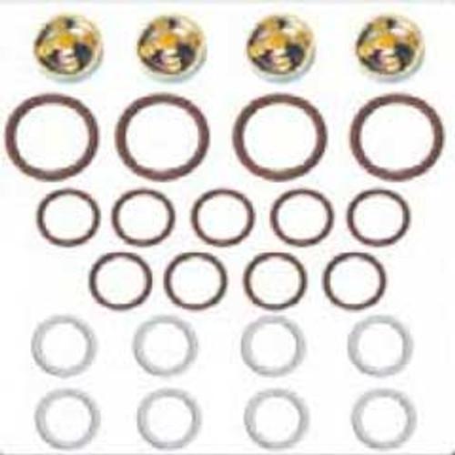 Sandia 800016rb 500psi rebuild kit b valve and seals for Sniper 6 or 12 gallon carpet extractor