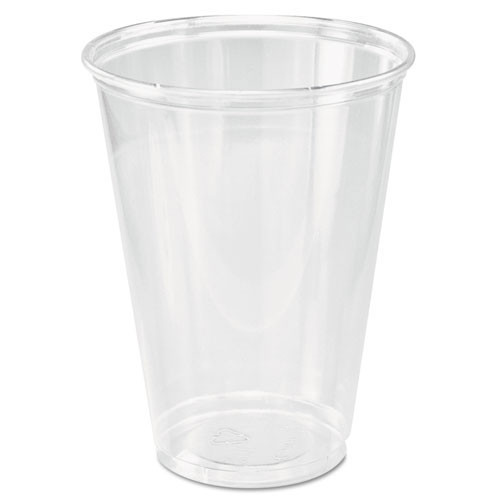 Conex clear cold cups 10oz cup case of 1000 Dart DCCTP10DCT