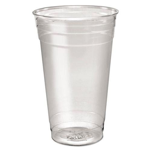 Conex clear cold cups 24oz cup 600 per case Dart DccTD24