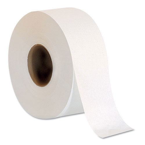 Acclaim GPC13718 jumbo jr roll bathroom tissue 9 inch 1 ply 2000 foot 3.5x9 case of 8 rolls