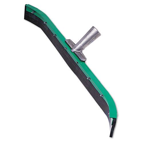 Unger ungfp60c floor squeegee 24 inch curved hard rubber blades aquadozer fp60c gw