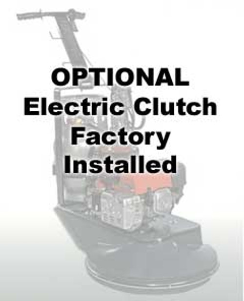Eagle Propane Buffer Electric Clutch Factory Installed Propane Floor Buffer Option Eagle 300141