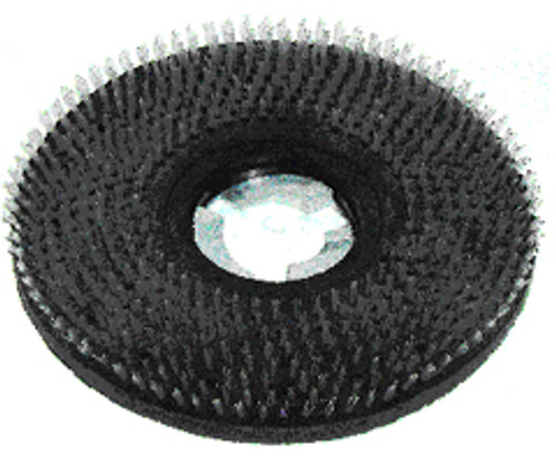 Mercury 1705 floor buffer pad holder short trim .5 inch with clutch plate and riser 16 inch block fits most 17 inch floor buffers using universal clutch plate type b 92