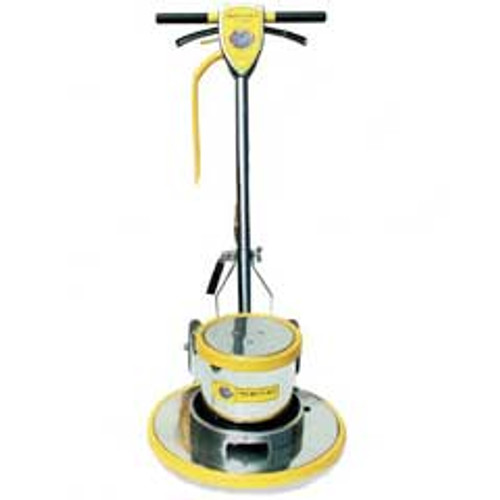 Mercury Hercules H21E floor buffer scrubber machine super heavy duty 21 inch 175 rpm 1.5 hp electric