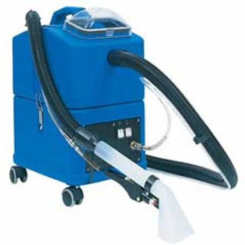 NaceCare TP4X Tempest Carpet Spot Extractor 8025150 canister 4 gallon 4 inch hand tool 8 foot hose kit 60psi pump