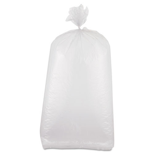 Bread and bakery poly bags IBSPB080320M clear ll film .80mil gauge 8x3x20 inch size extra large capacity case of 1000